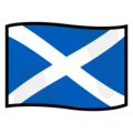 Flag for Scotland (GB-SCT) on emojidex 1.0.34