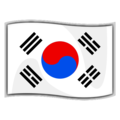 South Korea on emojidex 1.0.34