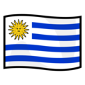 Uruguay on emojidex 1.0.34