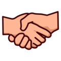 Handshake, Type-3 on emojidex 1.0.34