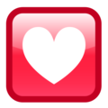 Heart Decoration on emojidex 1.0.34