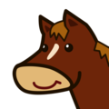 Horse Face on emojidex 1.0.34