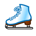 Ice Skate on emojidex 1.0.34