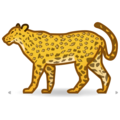 Leopard on emojidex 1.0.34