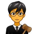 Man Judge on emojidex 1.0.34