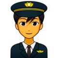 Man Pilot on emojidex 1.0.34