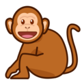 Monkey on emojidex 1.0.34