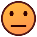 Neutral Face on emojidex 1.0.34