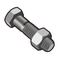 Nut and Bolt on emojidex 1.0.34