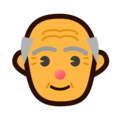 Old Man on emojidex 1.0.34