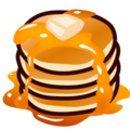 Pancakes on emojidex 1.0.34