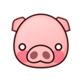 Pig Face on emojidex 1.0.34