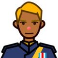 Prince: Medium-Dark Skin Tone on emojidex 1.0.34