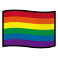 Rainbow Flag on emojidex 1.0.34