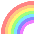 Rainbow on emojidex 1.0.34