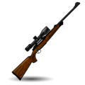 Rifle on emojidex 1.0.34