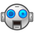 Robot Face on emojidex 1.0.34