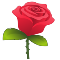 Rose on emojidex 1.0.34