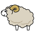 Ewe on emojidex 1.0.34