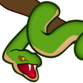 Snake on emojidex 1.0.34