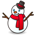 Snowman on emojidex 1.0.34