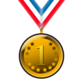 Sports Medal on emojidex 1.0.34