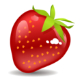 Strawberry on emojidex 1.0.34