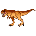 T-Rex on emojidex 1.0.34