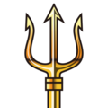 Trident Emblem on emojidex 1.0.34