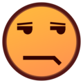 Unamused Face on emojidex 1.0.34