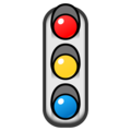 Vertical Traffic Light on emojidex 1.0.34
