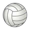 Volleyball on emojidex 1.0.34
