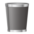 Wastebasket on emojidex 1.0.34