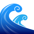 Water Wave on emojidex 1.0.34