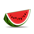 Watermelon on emojidex 1.0.34