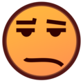 Frowning Face on emojidex 1.0.34