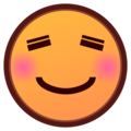 Smiling Face on emojidex 1.0.34