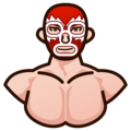 Wrestlers, Type-3 on emojidex 1.0.34