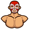 Wrestlers, Type-4 on emojidex 1.0.34