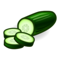 Cucumber on emojidex 1.0.24
