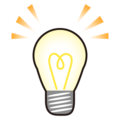 Light Bulb on emojidex 1.0.24