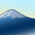 Mount Fuji on emojidex 1.0.24