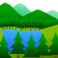 National Park on emojidex 1.0.24