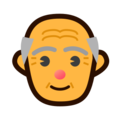 Old Man on emojidex 1.0.24
