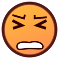 Persevering Face on emojidex 1.0.24