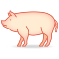 Pig on emojidex 1.0.24