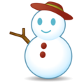 Snowman Without Snow on emojidex 1.0.24