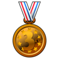 3rd Place Medal on emojidex 1.0.24