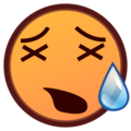 Tired Face on emojidex 1.0.24