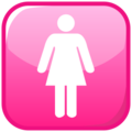 Women's Room on emojidex 1.0.24
